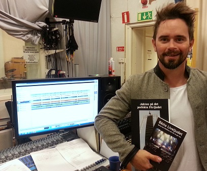 Erik Segerstedt har Jakten på det perfekta PA-ljudet