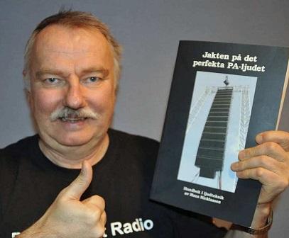 Lennart Zetterberg ger tummen upp och gillar Jakten på det perfekta PA-ljudet