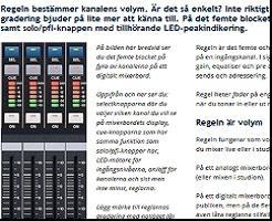 Mixerbord Basic Steg 2 Lektion 8