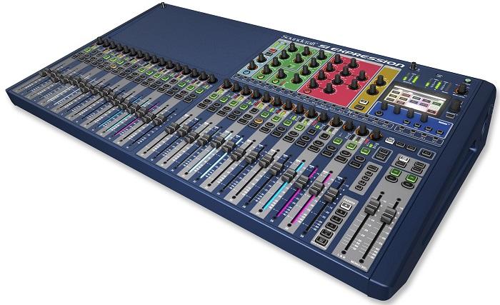 Fyra fördelar med digitala mixerbord