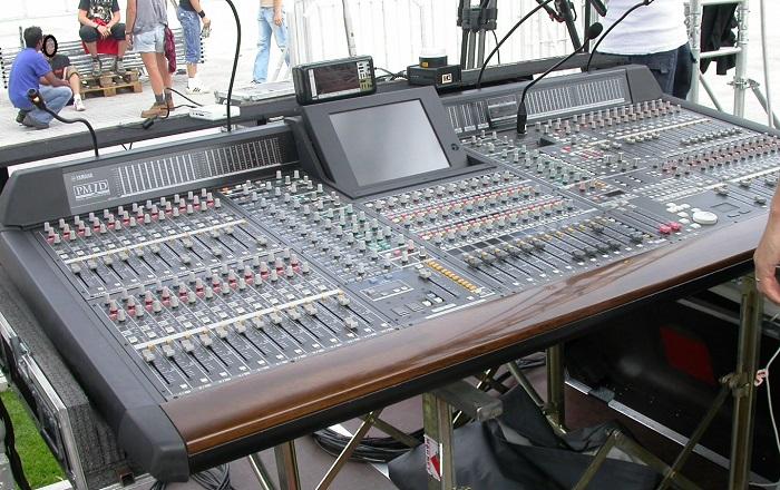 soundcheck förberedelser