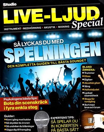 Tidningen Studio Liveljud special 2009