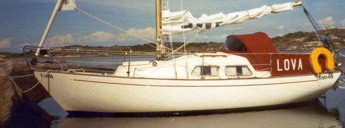 Boken Jakten på det perfekta PA-ljudet skrevs bland annat i segelbåten Lova