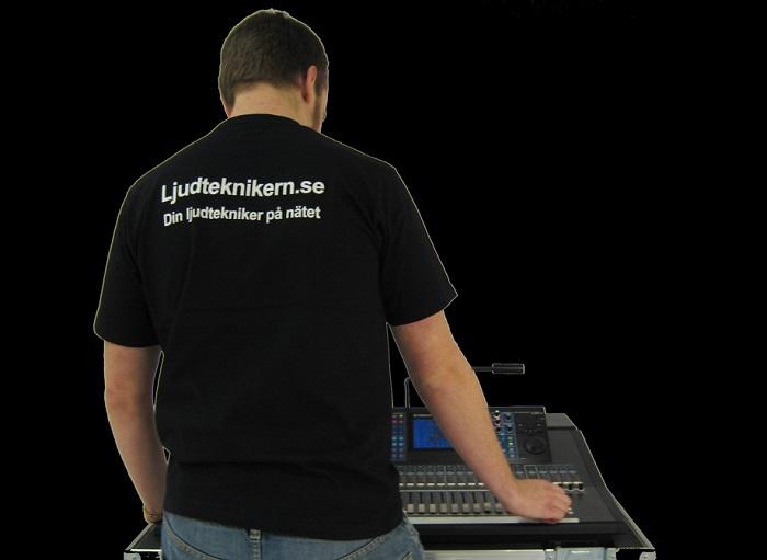 Ljudtekniker - en blogg-kategori