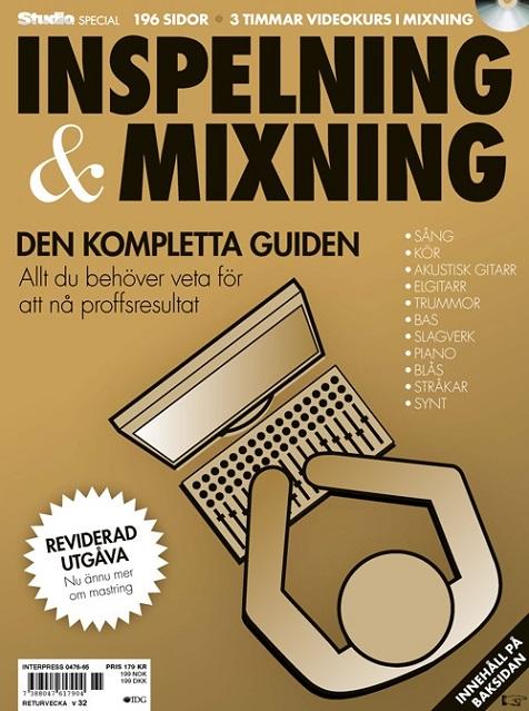 Studio Temautgåva Inspelning & Mixning pdf