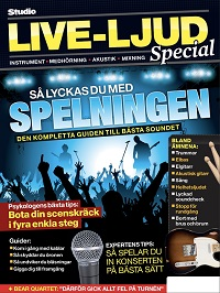 Studio Temautgåva Live-ljud Special pdf